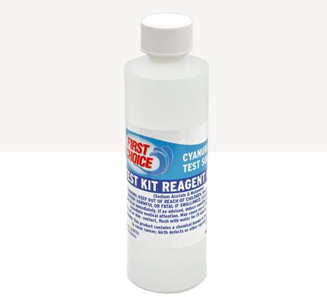 Cyanuric Acid 8 Oz First Choice